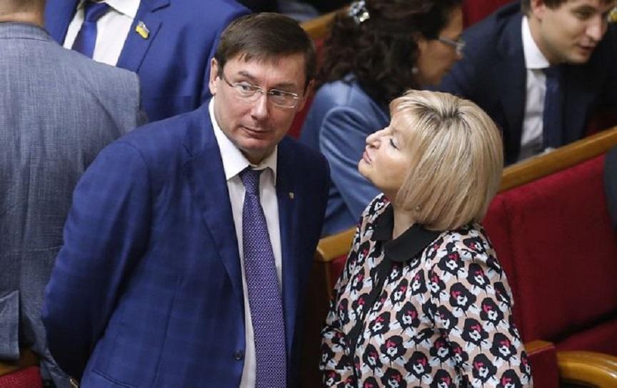 """""""Встала раком та …"""": Дружина генпрокурора опинилась в центрі гучного скандалу. Що витворила Луценко (ВІДЕО)"""