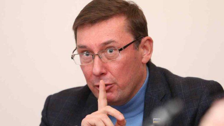 Затримати ще трьох нардепів: Луценко заявив, коли політики втратить власну недоторканність