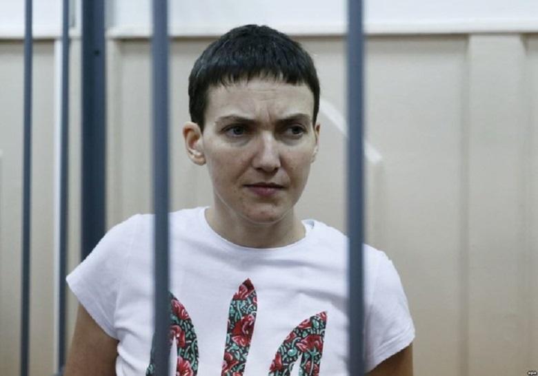 """""""Савченко залишиться під арештом ще на…"""": Стало відомо рішення суду"""