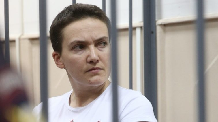 """""""Перенесла операцію і втратила 17 кг …"""": Стало відомо про невтішний стан Надії Савченко"""