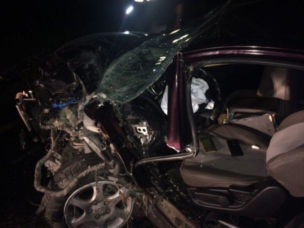 """""""Вони зіткнулись лоб у лоб"""": У ДТП на Миколаївщині загинув чоловік, ще 6 людей – в лікарні"""