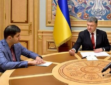 """""""Шоколадний король …"""": """"Що напророкував Давід Сакварелідзе Президенту України і що відомо про нього самого"""