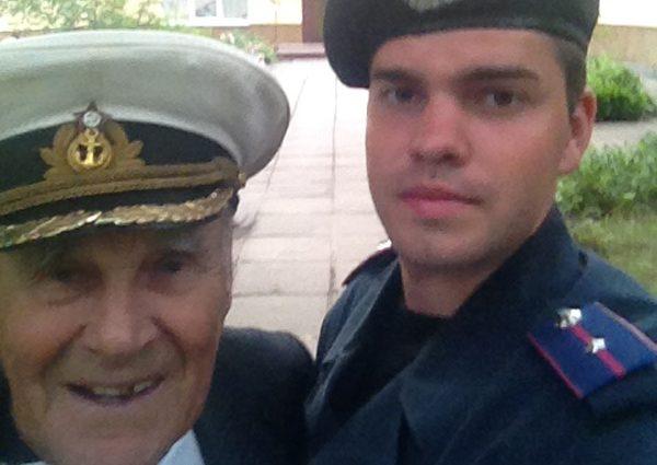 """""""Це велика образа для нас…"""": 99-річний ветеран розповів про втрату єдиного внука в АТО і про те, як перемогти Росію"""