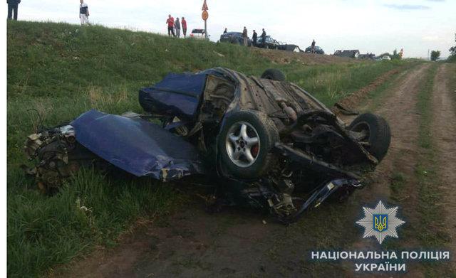 Від машини залишилась купа металу: На Рівненщині сталася смертельна ДТП