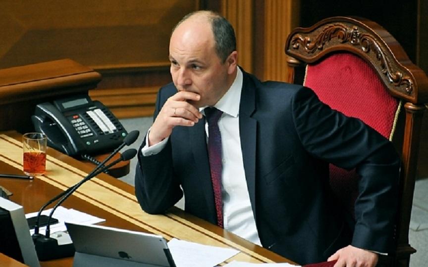 Накинувся відразу на двох депутатів: Парубій влаштував у Верховній Раді справжній скандал
