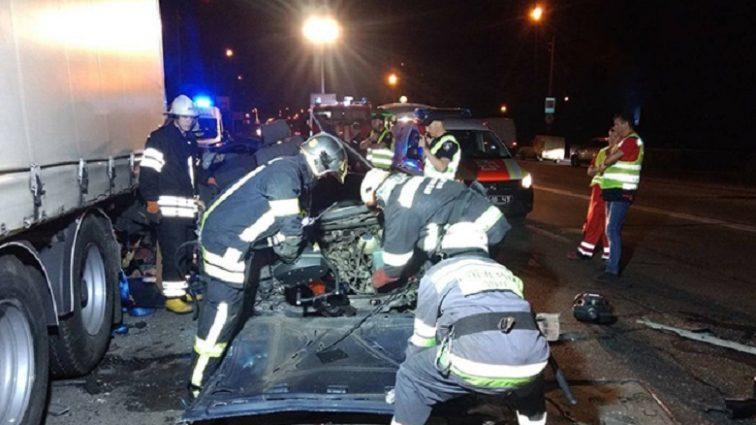 """""""Вбив свою 24-річну дружину"""": Через п'яного водія автомобіль потрапив в страшну аварію"""