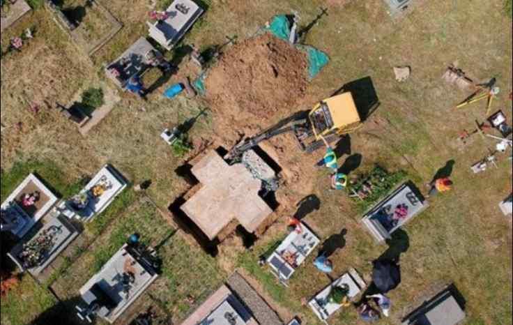 Польща розкопала могилу воїнів УПА: Гучний скандал отримав нове продовження