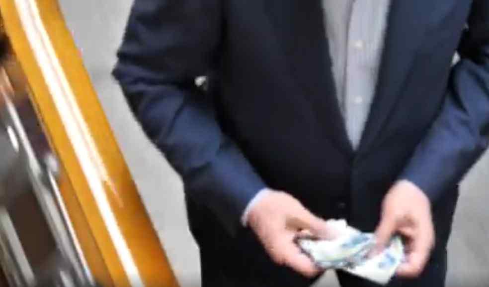 """""""Саджати їх до 5 років!"""": Українців обурила поведінка скандального нардепа (відео)"""