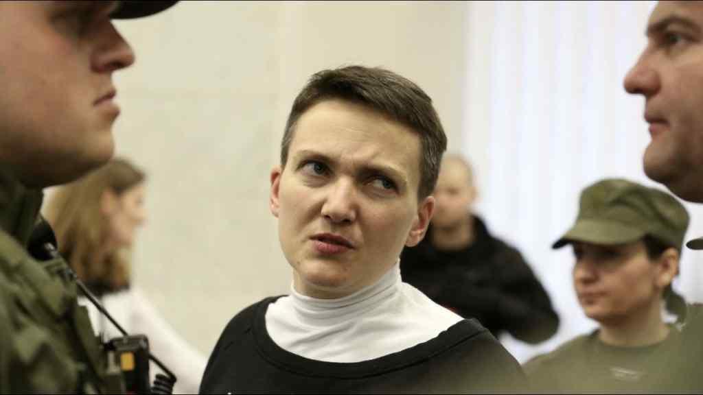 Чи посадять Савченко? Прокурор вказав на важливий нюанс, що пропустило обвинувачення