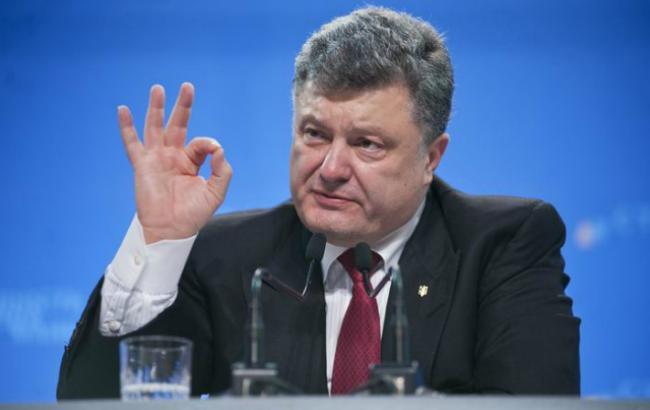 """""""Жити по-новому"""" більше не будемо, тепер – """"Будуємо Україну щодня"""": Порошенко здивував заявою"""