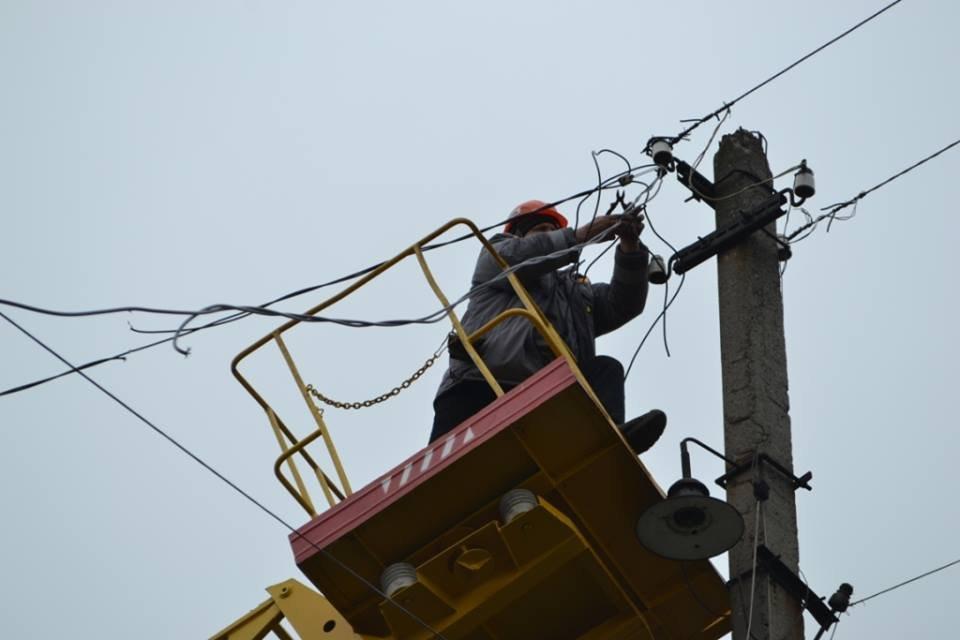 На Львівщині без електроенергії залишилися відразу 62 населених пункти