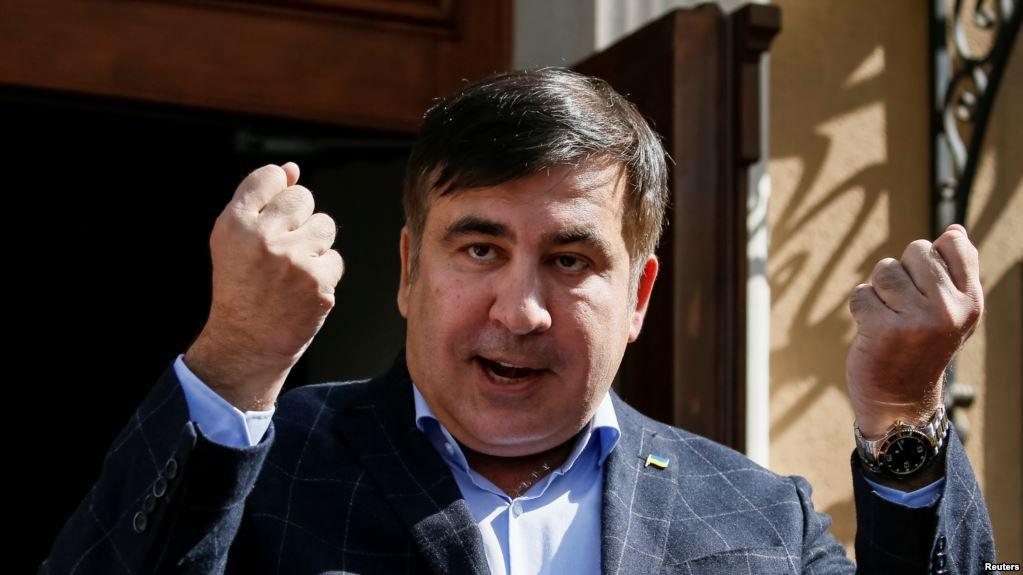 """""""Викрали, побили та викинули з країни"""": Саакашвілі звинуватив Порошенка у знущаннях над своїм соратником"""