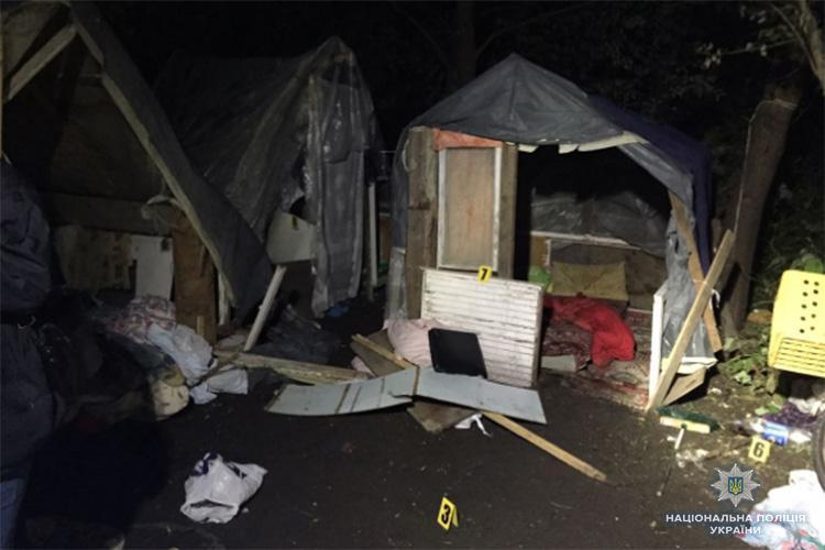 Кривавий напад на табір ромів у Львові: Заарештовано вже 8 підозрюваних