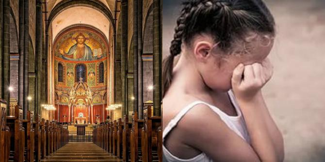 """""""Поки мама молилася"""": Двоє чоловіків зґвалтували 9-річну дівчинку прямо в церкві"""