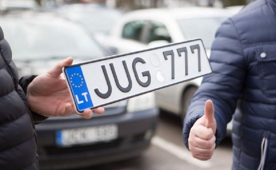 """""""Штрафи у 170 тисяч і конфіскація автомобіля"""": В Раді озвучили нові покарання для водіїв на """"єврономерах"""""""