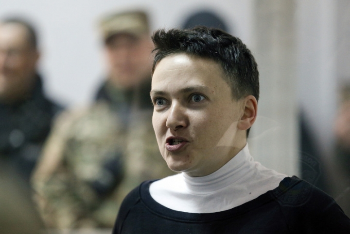 """Порошенко – повне гниле, жадібне чм*, а Тимошенко …."": Заява Савченко приголомшила всю Україну"