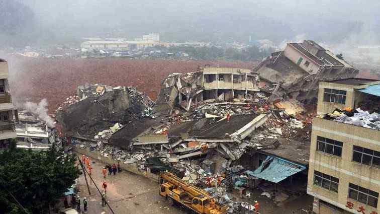 В Україні екологічна катастрофа: одне з міст країни провалюється під землю
