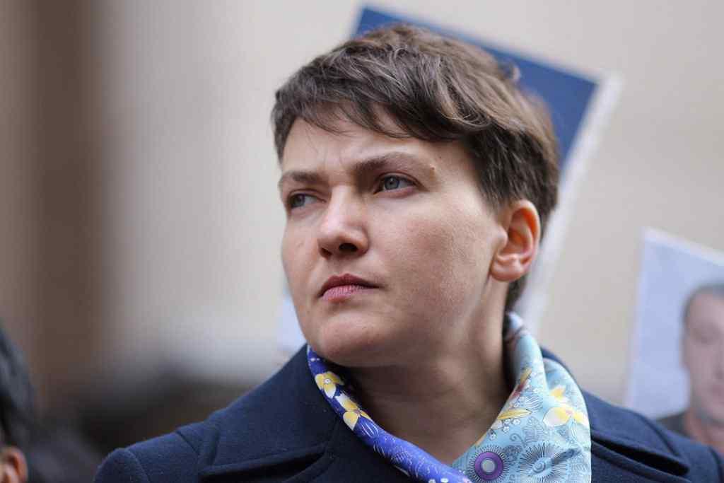 """""""Україну чекає друга…"""": Чим погрожувала Савченко прямо у залі суду"""