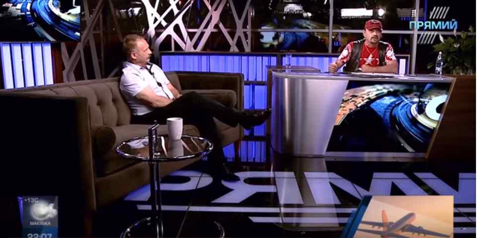 «Я готова смоктати, лизати, жувати… : українська телеведуча оскандалилась у прямому ефірі з Поярковим