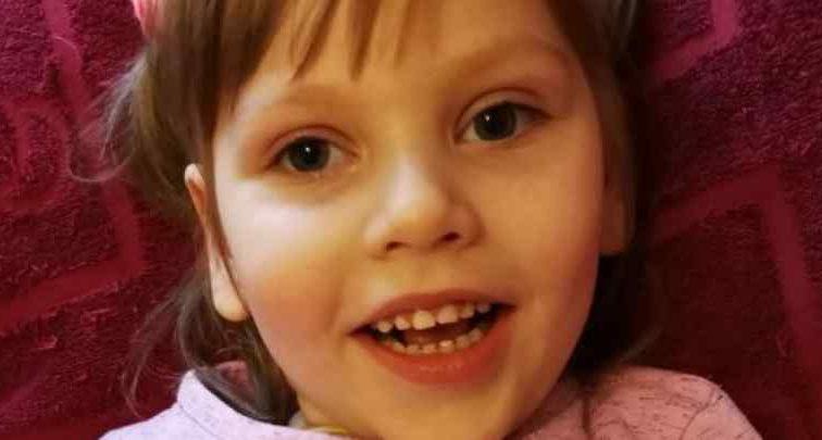 Важкі пологи і страшний діагноз: 4-річна Даринка потребує вашої допомоги