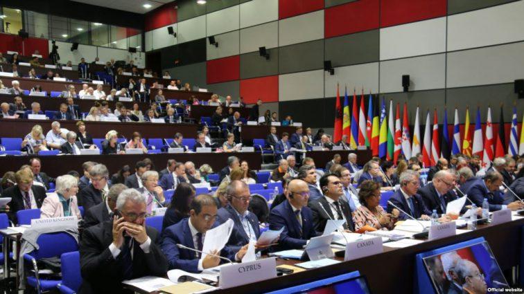 Скандал на засіданні ОБСЄ: Російська делегація з ганьбою покинула зал. Дізнайтесь, які країни підтримали її