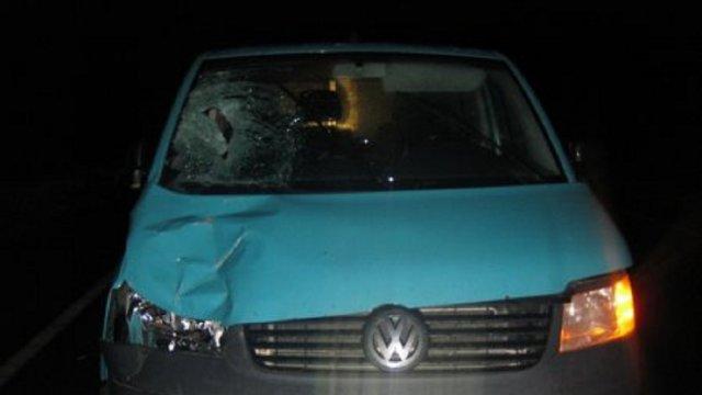 Перебігав дорогу: На Львівщині водій збив чотирирічну дитину