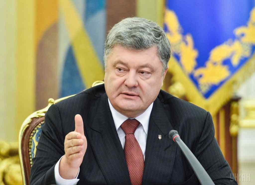 """Росія перетворює Крим на """"острів несвободи"""": Порошенко розповів, як планує повертати півострів"""