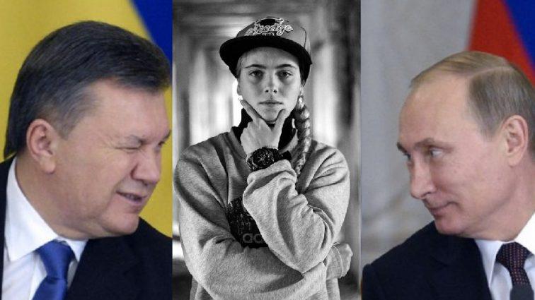 «Братуха» Путіна і «Кращий друг» Януковича: Куди пропала і чим займається скандальна співачка МС Анюта. Такого від неї не очікував ніхто