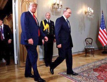 """""""Хороший старт для всіх"""": Трамп прокоментував переговори з Путіним"""