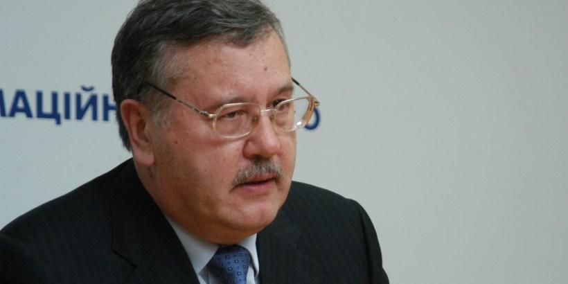 """""""Розумію вартість цього крісла"""": Гриценко зробив гучну заяву про президентські вибори"""