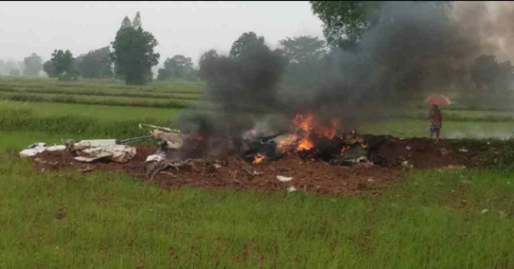 Розбився вертоліт з журналістами: загинули чотири людини