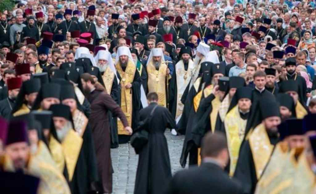 Вулиці Києва будуть повністю обмежені, а все через УПЦ МП