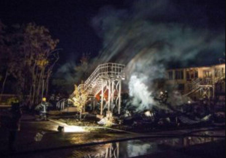 """""""Знайшли частину щелепи і кістки"""": Рештки згорілих торік дітей відкопали в Одесі"""
