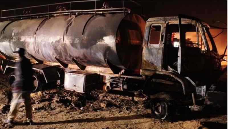 Люди згоріли заживо: у страшній ДТП загинуло 32 особи
