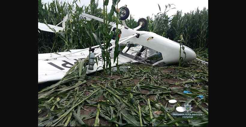 """""""Пілот загинув на місці"""": На Сумщині сталася смертельна аварія літака"""
