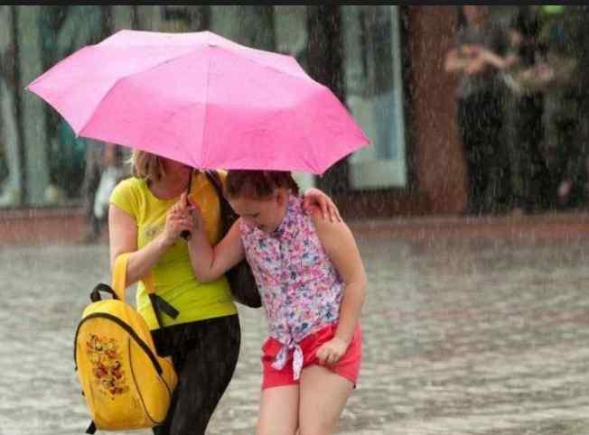 Яка погода чекає українців у понеділок, 16 липня