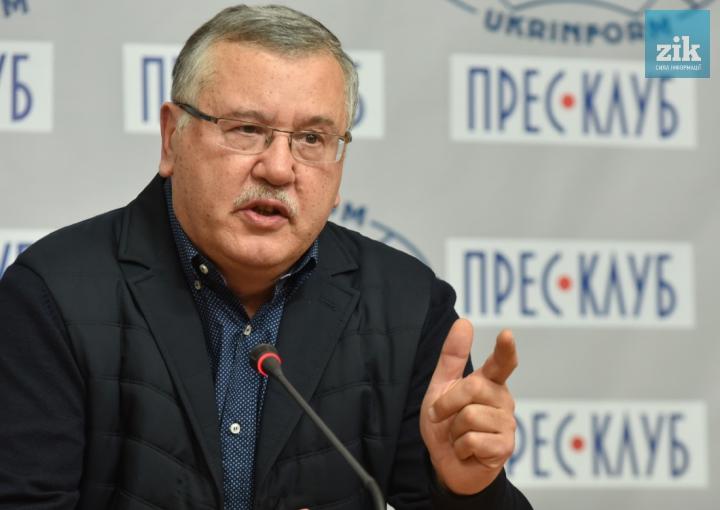 """""""Тут потрібні тільки жорсткі організаційні та кадрові рішення"""": Гриценко зробив важливу заяву"""