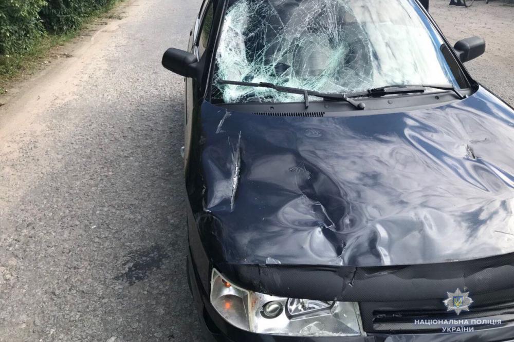 Страшна ДТП: під колесами автомобіля загинув 9-річний хлопчик, ще одна дитина отримала травми