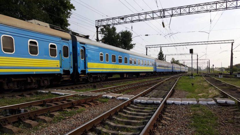 Просто задрімав: потяг збив на смерть 22-річного хлопця