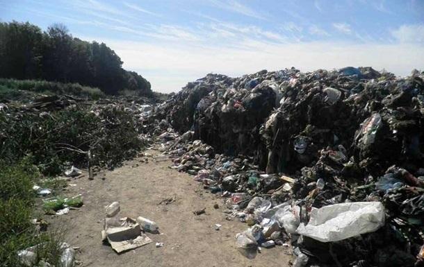 Накрив страшенний сморід: одне з міст України потопає у смітті