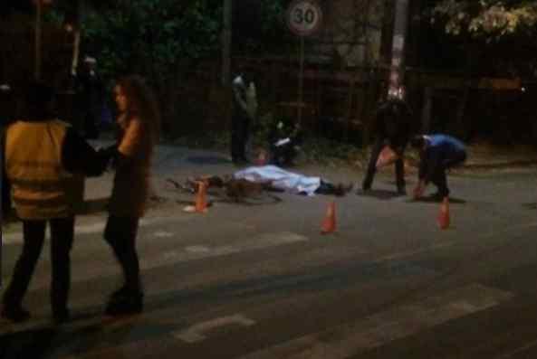 Збив на смерть і втік: п'яний депутат на «євробляхах» здійснив наїзд на велосипедиста