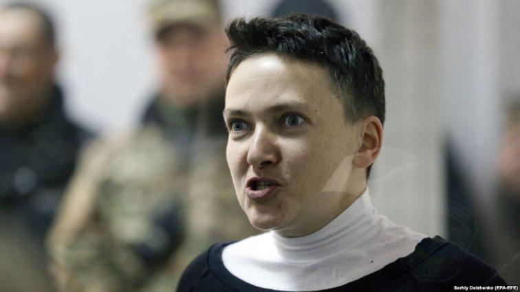 На засідання суду над Савченко викликали поліцію