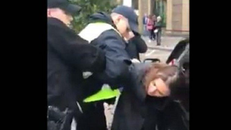 Майор руками і ногами бив, а потім вивезли в ліс: Поліція вибивала з жінки зізнання у злочині