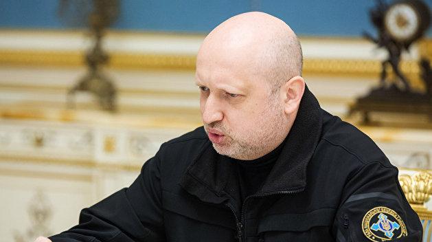 Турчинов зробив гучну заяву про наступ Росії з нового напрямку