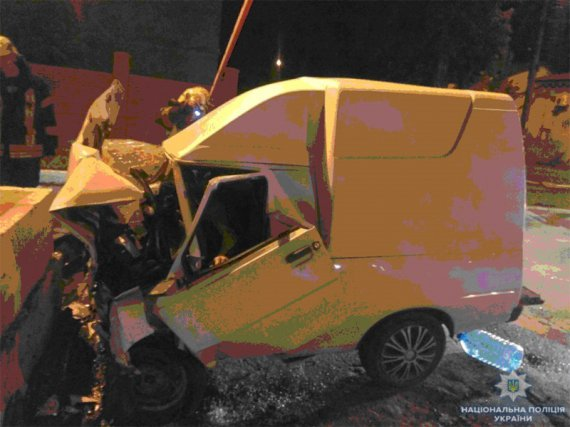 Жахлива нічна ДТП: Загинула жінка з чоловіком