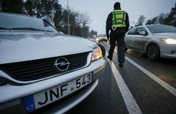 Немає ніякого правопорушення: Суди стають на бік власників авто на еврономерах