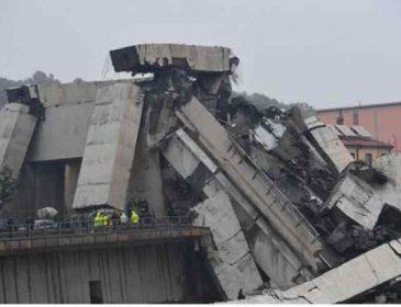 """""""Зупинився в метрі від катастрофи"""": З'явились моторошні подробиці обвалу моста в Італії"""