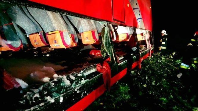 """""""Кричали врятуйте наших дітей!"""". Українці розповіли деталі моторошної ДТП з автобусом у Польщі"""