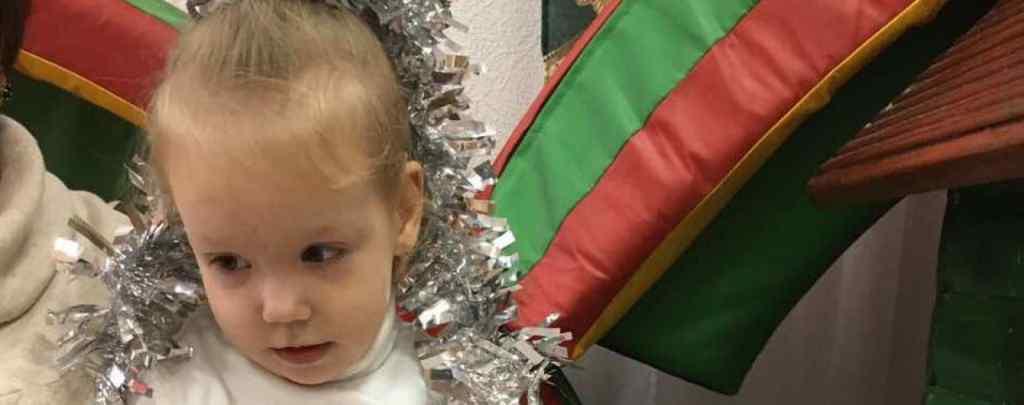 Родина шукає кошти на оплату лікування: маленька Ганнуся чекає на реабілітацію