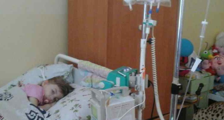 Страшний діагноз і дороговартісне лікування: 3-річна Улянка потребує вашої допомоги